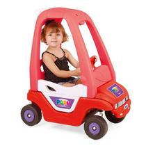 Carrinho Infantil Push Car Vermelho Homeplay -