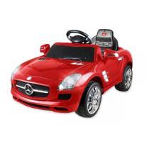Carrinho Mini Carro Elétrico 6 Volts Mercedes Benz Xalingo -