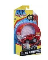 Carrinho Mini Max Tow Truck - Dtc - Vermelho - 7898486487346 -