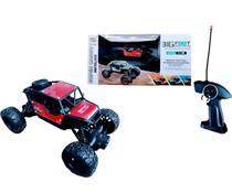 Carrinho Off Road Controle Remoto Metálico Recarregável - Toy King