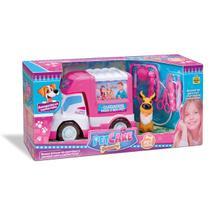 Carrinho Pet Care Delivery Samba Toys -