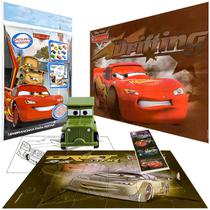 Carrinho Sargento Personagem Carros Disney Sacolinha Surpresa - Cim