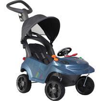 Carrinho Smart Baby Comfort Azul - Brinquedos Bandeirante