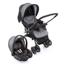 Carrinho Status TS + Bebê Conforto - Voyage - Infanti