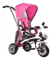 Carrinho / Triciclo Bebe (infantil) 3 Em 1 Multifuncional - Bel Fix - Belfix