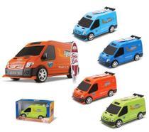 Carrinho Van do Surf 33 Cm Cores Sortidas - 133672 - Omg Kids -