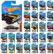 Carrinhos Hot Wheels Veículos Básicos (unidade) Mattel -