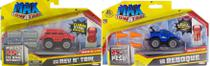 Carrinhos Mini Max Tow Reboque Kit com 2 Unidades - Dtc
