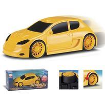 Carro a friccao speedy car colors na caixa - Silmar