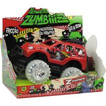 Carro à Fricção Z Patrol Zumbiiizz 4103 DTC Sortido -