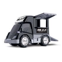 Carro Base Movel Tatica Policia Samba Toys -
