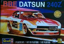 Carro BRE Datsun 240Z - Nissan 240Z - JDM Legend - REVELL AMERICANA -