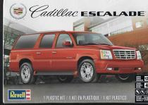 Carro Cadillac Escalade 2003 4482 - REVELL ALEMA -