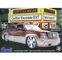 Carro Cadillac Escalade EXT - REVELL AMERICANA -