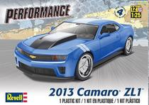 Carro Chevy Camaro ZL-1 2013 4370 - REVELL -
