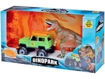 Carro Com Dinossauro Dino Park - Samba Toys -