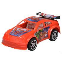 Carro com Fricção Vermelho Vingadores - Toyng -