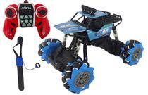 Carro Controle Drift Azul 360 25cm 2032 - Esm