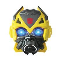 Carro Controle Remoto Amarelo mascara Bumblebee Transformers - Zein