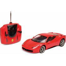 Carro Controle Remoto Silverlit Ferrari 458 Italia - DTC -