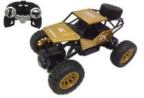 Carro Controle Rock Crawler Dourado 1:18 2029 - Esm