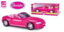 Carro Conversível Roadster Para Boneca Barbie Roma Jensen -