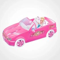 Carro da Barbie Super Conversível Fashion Líder - Lider