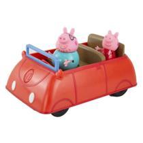 Carro da Família Pig Grande Com Som Peppa e Papai Pig Sunny 2304 -