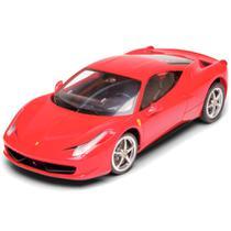 Carro de Controle Remoto Bluetooth - Ferrari 458 Italia - DTC -
