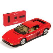 Carro de Controle Remoto - Ferrari Testarossa 1:50 - DTC -