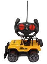 Carro de controle remoto jepp - samba toys -