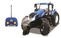 Carro de controle remoto - New Holland Farm Tractor - 1/16 - Maisto -