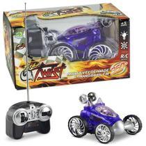 Carro De Controle Remoto Turbo Twist Azul - Dtc 4888 -
