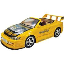 Carro de Controle Remoto - XMT Amarelo - DTC -