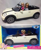 Carro do Ken com a Barbie - Mattel