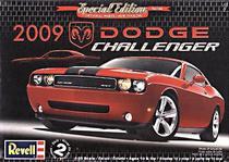 Carro Dodge Challenger SRT-8 2009 - REVELL AMERICANA -