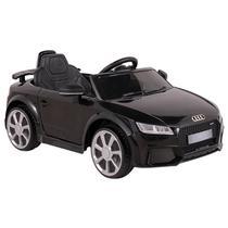 Carro Elétrico Infantil Bel Brink Audi TT Com Controle Remoto Preto -