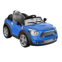 Carro Elétrico Infantil Conversível de Controle 6v Azul - Belfix Importação