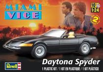 Carro Ferrari Daytona Spyder - MIAMI VICE 4917 - REVELL AMERICANA -