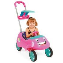 Carro Kids Car Rosa Homeplay -