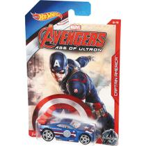 Carro Marvel Avengers 2 Hot Wheels CGB81 Mattel Sortido
