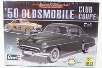Carro Oldsmobile Club Coupe 1950 - 2 em 1 - REVELL -