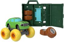 Carro Pickle - Blaze and The Monster Machines Tune-Up Tires - Mattel