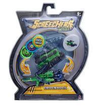 Carro Screechers Wild 360 Crocshock Lança Discos - Dtc -