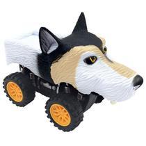 Carro Selvagem - Lobo - Buba -