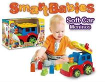 Carro Smart Babies Soft Car - 122906 - Divplast