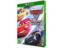 Carros 3: Correndo para Vencer para Xbox One - Warner -