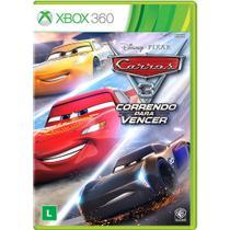 Carros 3 Correndo Para Vencer - Xbox 360 - Warner Bros