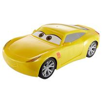 Carros 3 Disney Cruz Martinez Interativo + 65 sons - Mattel -