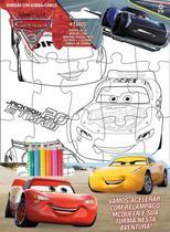 Carros 3 - Disney Diversão com Quebra-Cabeça - ON LINE